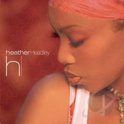 Headley, Heather - This Is Who I Am CD Cover Art