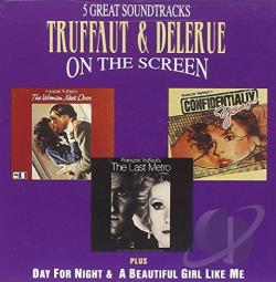 Original Soundtrack / Truffaut & Delerve - Trauffaut & Delerve on the Screen CD Cover Art