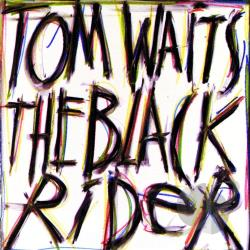 Waits, Tom - Black Rider CD Cover Art