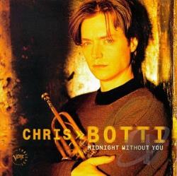Botti, Chris - Midnight Without You CD Cover Art