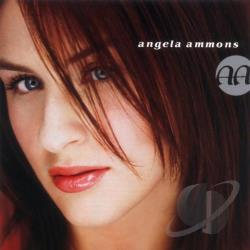 Ammons, Angela - Angela Ammons CD Cover Art