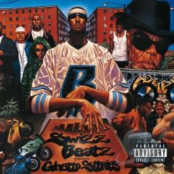 Swizz Beatz - G.H.E.T.T.O. Stories Part 1 CD Cover Art