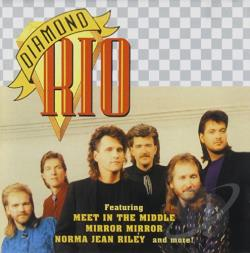 Diamond Rio - Diamond Rio CD Cover Art