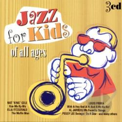 Jazz for Kids of All Ages CD Cover Art