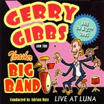 Gibbs, Gerry - Live at Luna CD Cover Art
