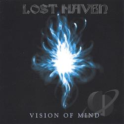 Lost Haven - Vision Of Mind CD Cover Art