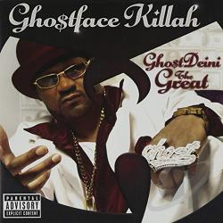 Ghostface Killah - GhostDeini the Great CD Cover Art