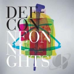 Defcon - Neon Nights CD Cover Art