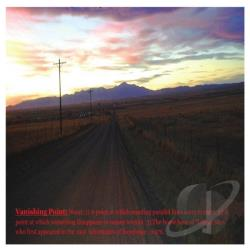 Lane, Jesse Miss - Vanishing Point CD Cover Art