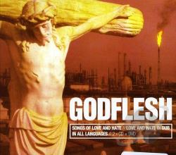 Godflesh - Songs of Love and Hate/Love and Hate in Dub/In All Languages CD Cover Art