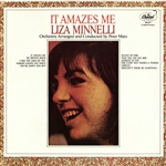 Minnelli, Liza - It Amazes Me DB Cover Art