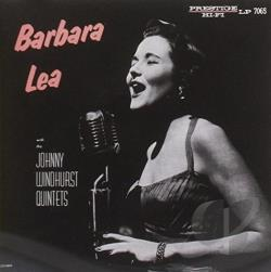 Lea, Barbara - Barbara Lea CD Cover Art