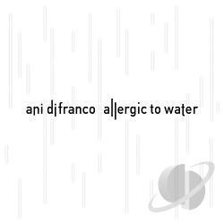 Ani Difranco Allergic To Water Cd Album