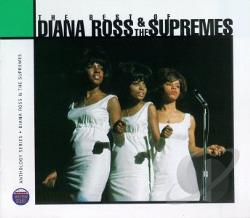 Supremes - Anthology: The Best of Diana Ross & the Supremes CD Cover Art