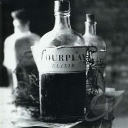 Fourplay - Elixir CD Cover Art