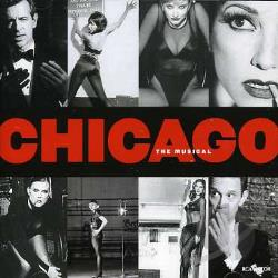 Chicago: The Musical - Chicago CD Cover Art