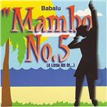 Babalu - Mambo No. 5 (A Little Bit Of) DS Cover Art