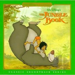 Jungle Book (6x8) - Jungle Book (Disney) CD Cover Art
