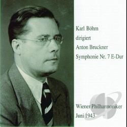 Bruckner - Bruckner: Symphony 7 CD Cover Art