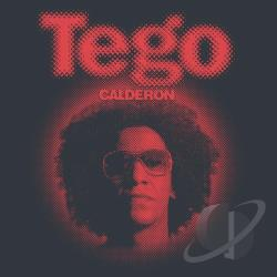 Calderon, Tego - Tego CD Cover Art