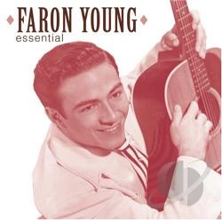Young, Faron - Essential CD Cover Art