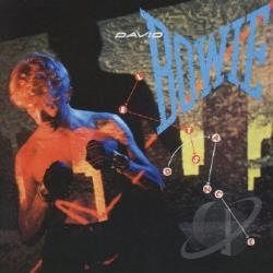 Bowie, David - Let's Dance CD Cover Art
