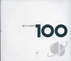 100 Best Classics CD Cover Art