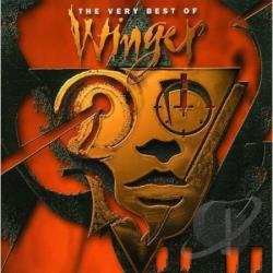Winger - Very Best of Winger CD Cover Art