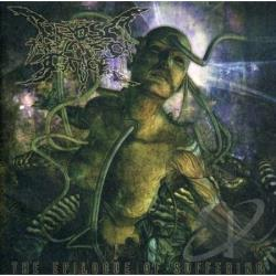 Cross The Lips Of Grace - Epilogue Of Suffering CD Cover Art