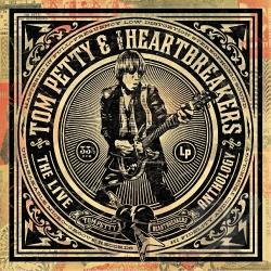 Petty, Tom / Petty, Tom & The Heartbreakers - Live Anthology CD Cover Art