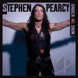 Pearcy, Stephen - Under My Skin CD Cover Art