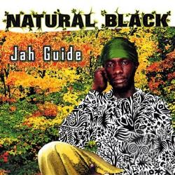 Natural Black - Jah Guide CD Cover Art