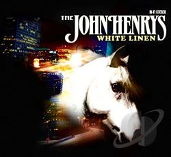John Henry's - White Linen LP Cover Art