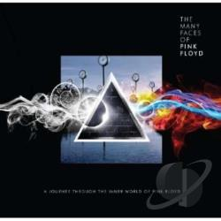 Many Faces of Pink Floyd, Th CD Cover Art