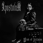 Apostolom / Apostolum - Winds of Disillusion CD Cover Art
