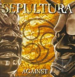 Sepultura - Against CD Cover Art