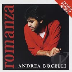 Bocelli, Andrea - Romanza (Spanish) CD Cover Art