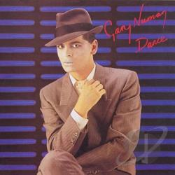 Numan, Gary - Dance CD Cover Art