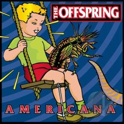 Offspring - Americana CD Cover Art