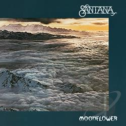 Santana - Moonflower CD Cover Art