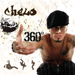 Chelo - 360o CD Cover Art