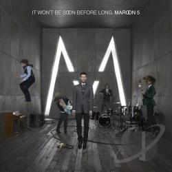 Maroon 5 - It Won't Be Soon Before Long CD Cover Art