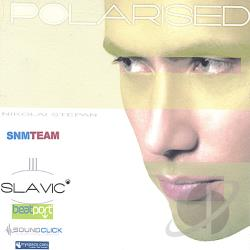 Stepan, Nikolai - Polarised CD Cover Art