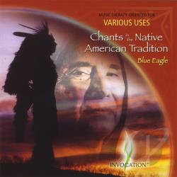 Blue Eagle - Chants In Native American Tradition CD Cover Art