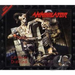 Annihilator - Carnival Diablos CD Cover Art