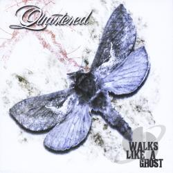 Quartered - Walks Like a Ghost CD Cover Art