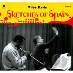 Davis, Miles - Sketches of Spain LP Cover Art