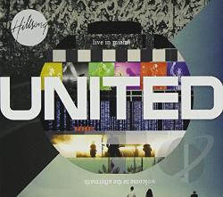 Hillsong United - Live in Miami CD Cover Art