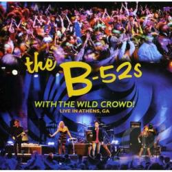 B-52's - With The Wild Crowd! CD Cover Art
