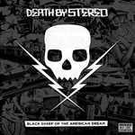 Death By Stereo - Black Sheep of the American Dream CD Cover Art